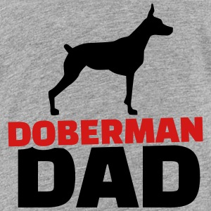 Doberman Dad Kids' Shirts - Kids' Premium T-Shirt