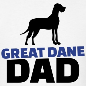Great Dane Dad T-Shirts - Men's T-Shirt