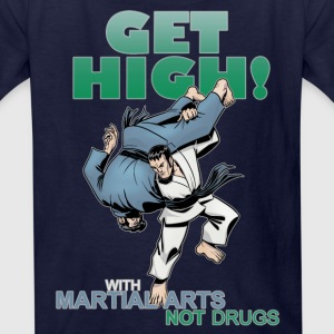 Get High - Kids' T-Shirt