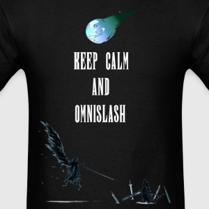 Cloud Sephiroth Omnislash Final Fantasy T-Shirts - Men's T-Shirt