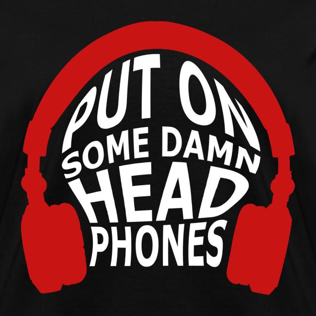 Headphones (Girls)