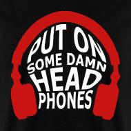 Design ~ Headphones (Guys)