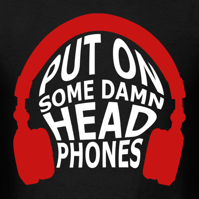 Headphones (Guys)
