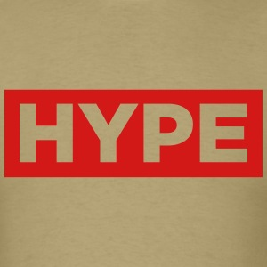 hype red box T-Shirts - Men's T-Shirt