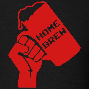 homebrew craftbeer shirt - Men's T-Shirt
