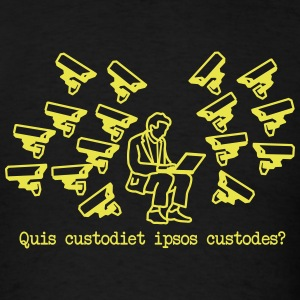 civil rights anti surveillance shirt - Men's T-Shirt