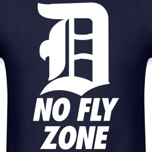 No Fly Zone T-Shirts - Men's T-Shirt