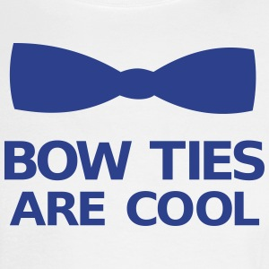 Bow ties are cool Long Sleeve Shirts - Men's Long Sleeve T-Shirt