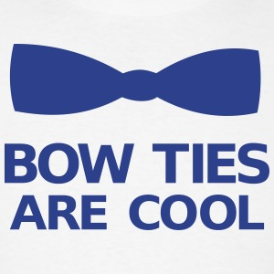 Bow ties are cool T-Shirts - Men's T-Shirt