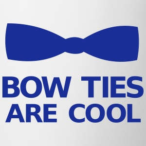 Bow ties are cool Mugs & Drinkware - Coffee/Tea Mug