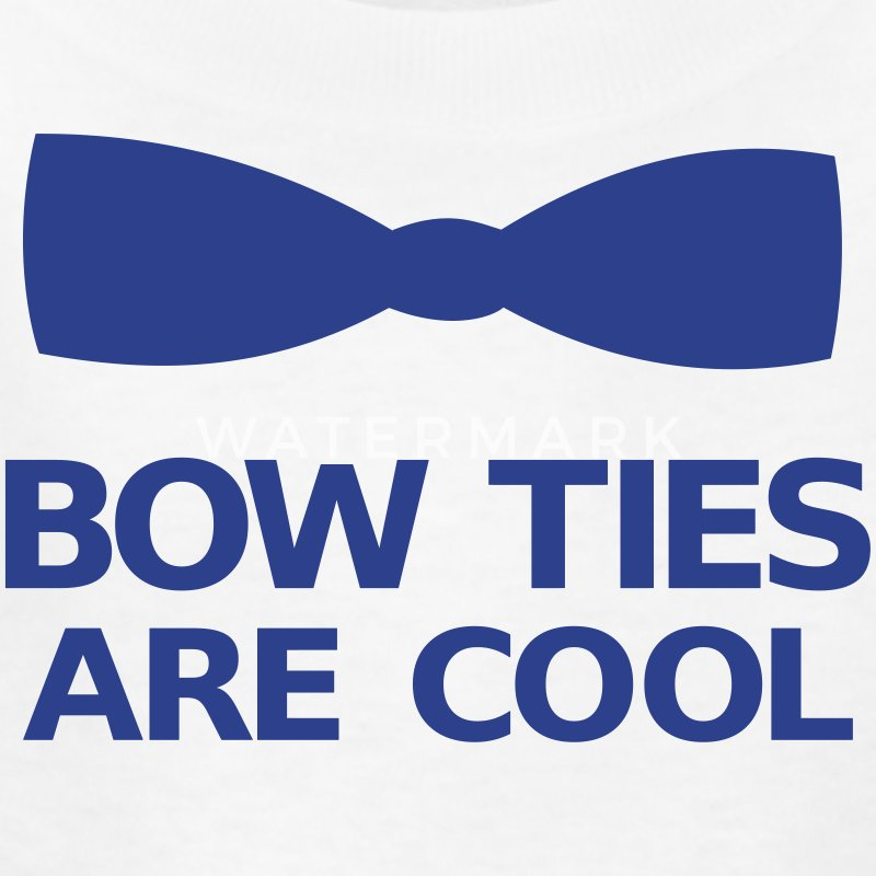 Bow ties are cool Kids' Shirts - Kids' T-Shirt