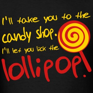 Lollipop T-Shirts - Men's T-Shirt