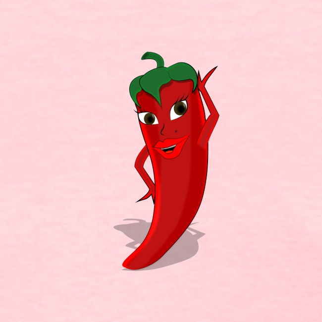Hot Chili Pepper Diva