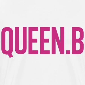 Queen.b T-Shirts - Men's Premium T-Shirt