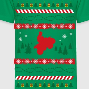 Ugly Christmas Quad ATV Baby & Toddler Shirts - Toddler Premium T-Shirt