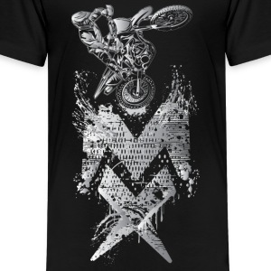 Wicked Motocross Shirts Kids' Shirts - Kids' Premium T-Shirt