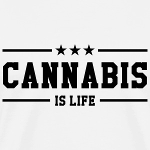 Cannabis T-Shirts - Men's Premium T-Shirt