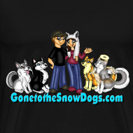 Design ~ Snow Dogs Vlogs - Available in XXL