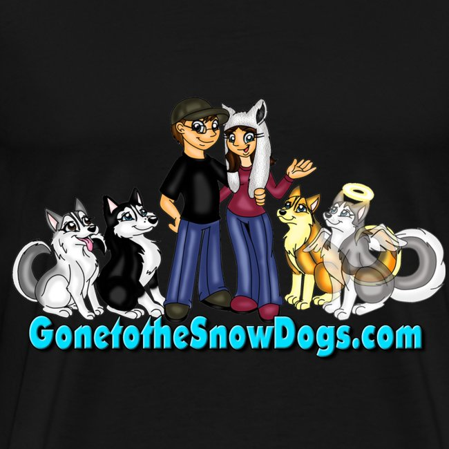 Snow Dogs Vlogs - Available in XXL