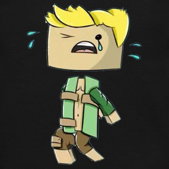 Minecraft GOG Men's Crewneck Sweater