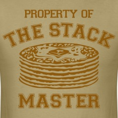 Property Of Stack Master T-Shirts
