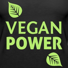 Vegan Power Tanks