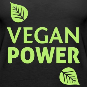 Vegan Power Tanks - Women's Premium Tank Top