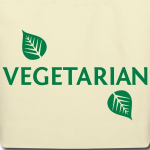 Vegetarian Bags & backpacks - Eco-Friendly Cotton Tote