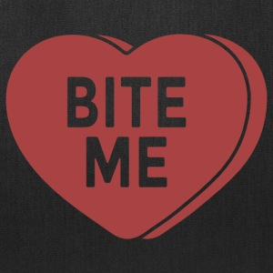 Bite Me Bags & backpacks - Tote Bag