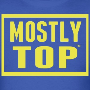 MOSTLY TOP T-Shirts - Men's T-Shirt
