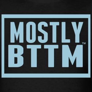 MOSTLY BOTTOM T-Shirts - Men's T-Shirt