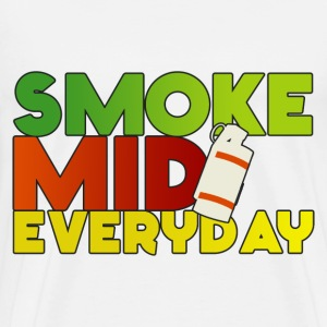 Smoke Mid Everyday Color T-Shirt - Men's Premium T-Shirt