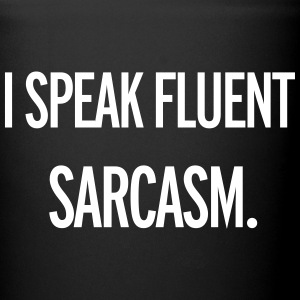 Sarcasm Accessories - Full Color Mug