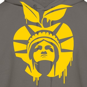 New York Statue of Liberty - Men's Hoodie