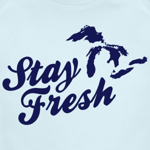 Stay Fresh Baby & Toddler Shirts - Short Sleeve Baby Bodysuit