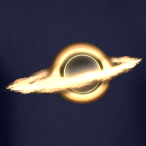 Black Hole, Infinity, Outer Space, Science Fiction T-shirts - T-shirt pour hommes