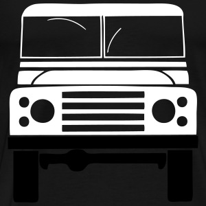 LAND ROVER DEFENDER - Men's Premium T-Shirt