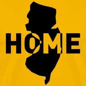 Home is where New Jersey is - Men's Premium T-Shirt