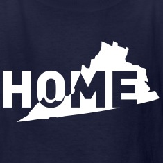 Home is where Virginia is