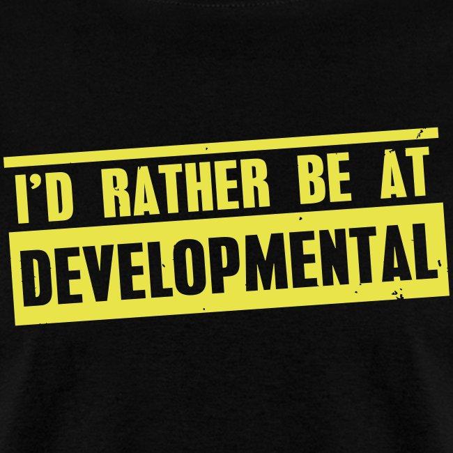 Developmental (Men)