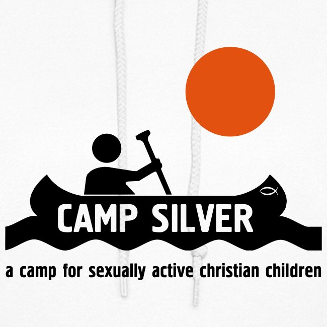 Official CAMP FOR SEXUALLY ACTIVE CHRISTIAN CHILDREN HOODIE