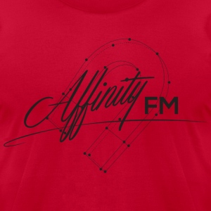 Affinity FM T-Shirt - Men's T-Shirt by American Apparel