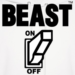 BEAST ON Hoodies - Men's Hoodie