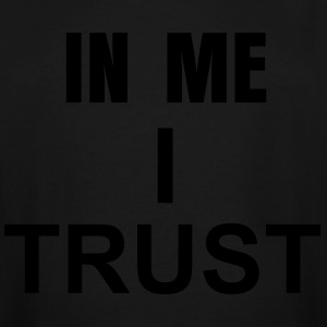 In Me I Trust (Reduced Price)  Big and Tall - Men's Tall T-Shirt