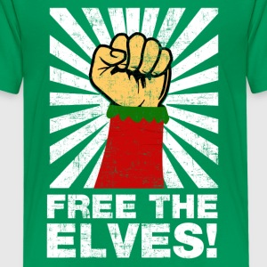 Free The Elves Kids' Shirts - Kids' Premium T-Shirt