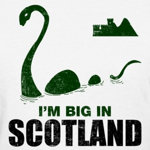 I'm Big In Scotland Women's T-Shirts - Women's T-Shirt