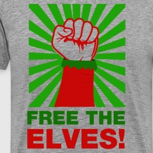 Free The Elves T-Shirts - Men's Premium T-Shirt