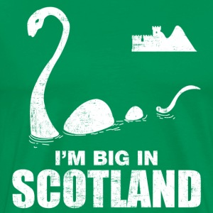 I'm Big In Scotland T-Shirts - Men's Premium T-Shirt