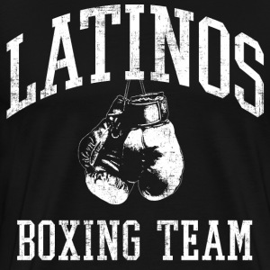 Latinos Boxing Team T-Shirts - Men's Premium T-Shirt