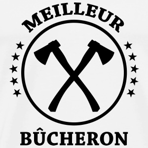 Bûcheron T-Shirts - Men's Premium T-Shirt